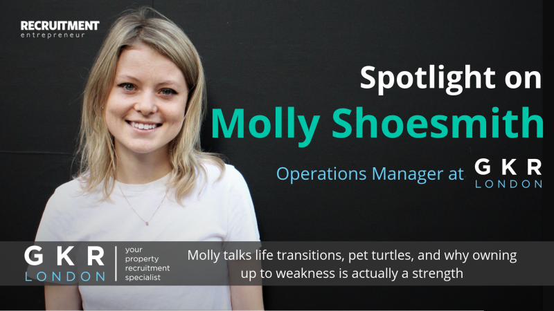 Read more about 'In the spotlight: an interview with Molly Shoesmith'...