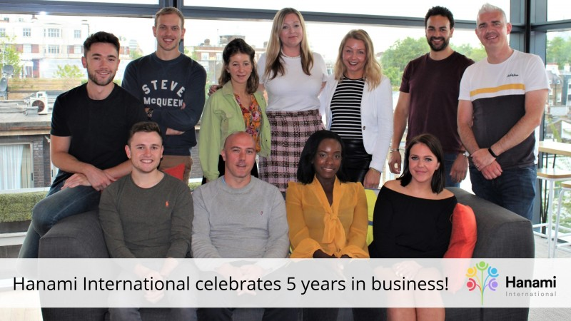 Read more about 'Hanami International turns 5!'...